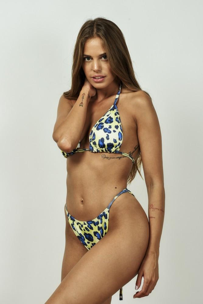 39d3f4ad2171d HomeSWIMWEARBIKINIBlue Animal Print Bikini. 34%. prev